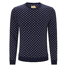 Buy JOHN LEWIS & Co. Ditsy Leaf Jumper Online at johnlewis.com