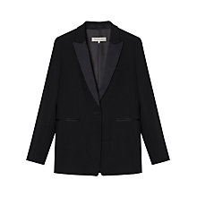 Buy Gerard Darel Anthologie Jacket, Black Online at johnlewis.com
