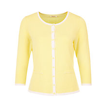 Buy Precis Petite Stab Stitch Cardigan Online at johnlewis.com