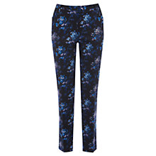 Buy Oasis Primrose Print Trousers, Multi Online at johnlewis.com