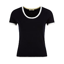 Buy Precis Petite Stab Stitch Jumper Online at johnlewis.com