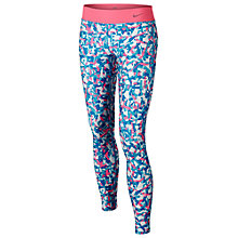 Buy Nike Legend Tight Fit Allover Print Girls' Running Tights Online at johnlewis.com