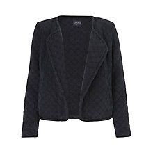 Buy Ghost Quilted Jacket, Carbon Online at johnlewis.com