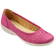 Buy Hotter Livvy Nubuck Pumps Online at johnlewis.com