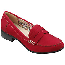 Buy Hotter Sorbet Nubuck Loafers Online at johnlewis.com