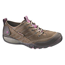 Buy Merrell Mimosa Casual Lace Nubuck Trainers, Stone Online at johnlewis.com