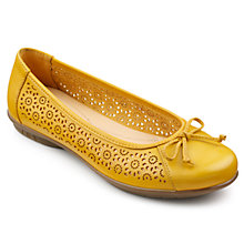 Buy Hotter Precious Leather Pumps Online at johnlewis.com