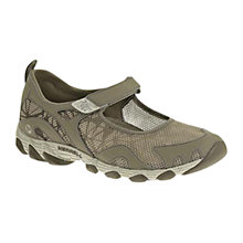 Buy Merrell Hurricane MJ Ladies Walking Shoes, Taupe Online at johnlewis.com