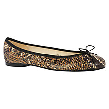 Buy French Sole Henrietta Leather Pumps Online at johnlewis.com
