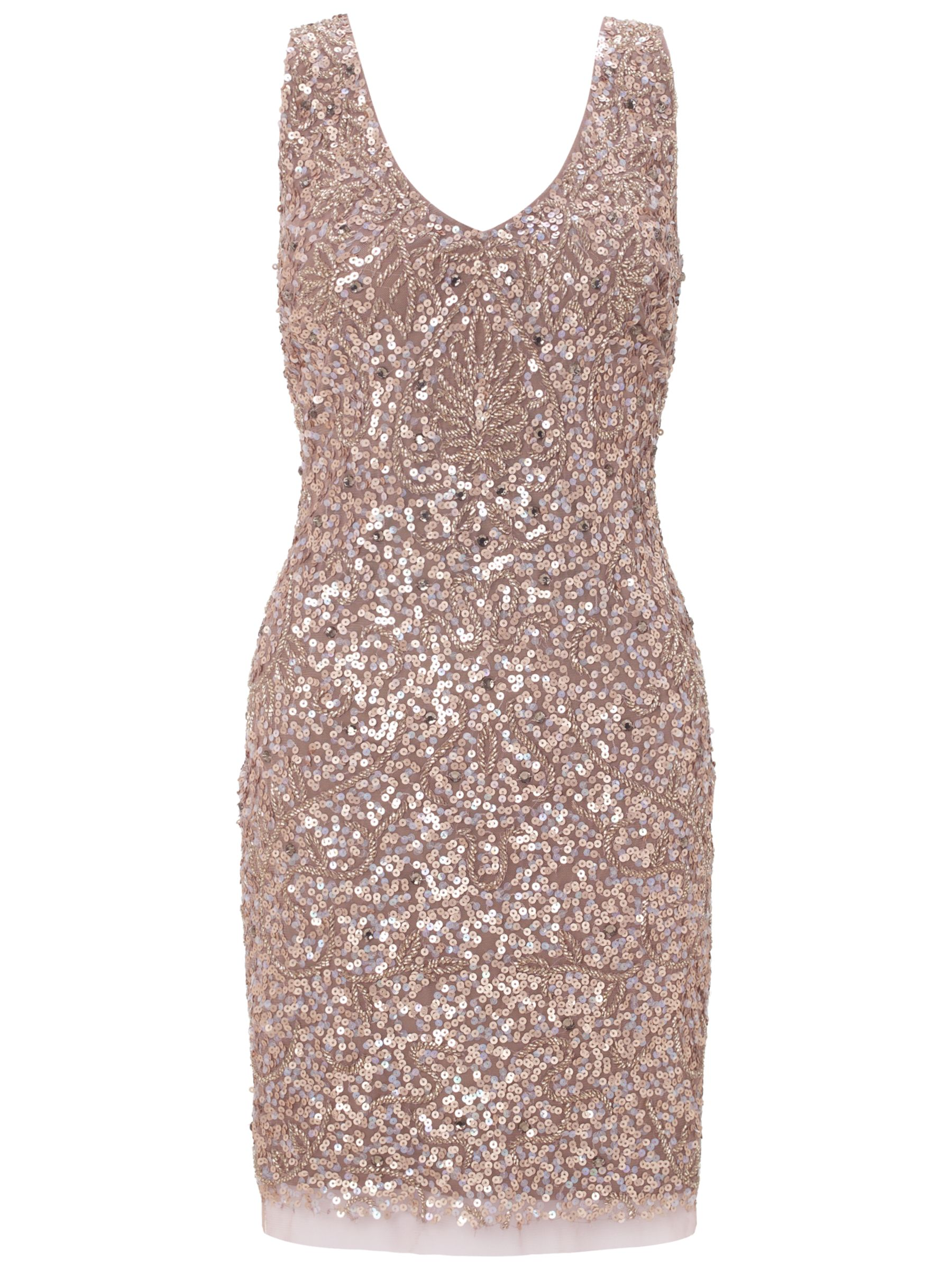 aidan mattox double-v cocktail dress rose gold, aidan, mattox, double-v, cocktail, dress, rose, gold, aidan mattox, 10|12|8|6|16|14|4, women, womens dresses, party outfits, party dresses, gifts, wedding, wedding clothing, female guests, adult bridesmaids, edition magazine, embellishment, 1807169