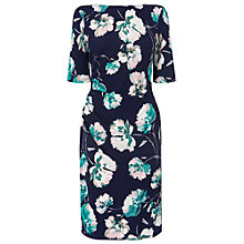 Buy Phase Eight Gina Dress, Ink Online at johnlewis.com