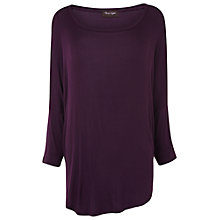 Buy Phase Eight Catrina Top, Grape Online at johnlewis.com
