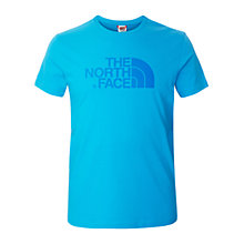 Buy The North Face Easy T-Shirt, Blue Online at johnlewis.com