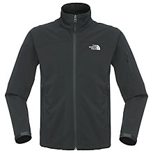 Buy The North Face Soft Shell Ceresio Jacket, Black Online at johnlewis.com