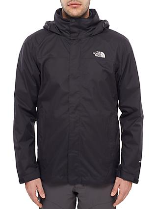 The North Face Evolve II Triclimate 3-in-1 Waterproof Men's Jacket, Black