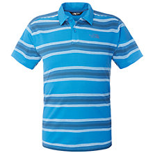Buy The North Face Striped Hike Polo Shirt, Blue Online at johnlewis.com
