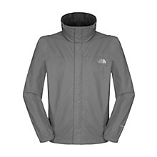 Buy The North Face Resolve Waterproof Men's Jacket, Grey Online at johnlewis.com
