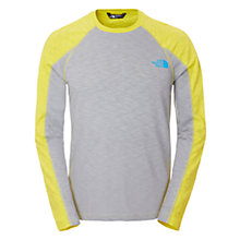 Buy The North Face Long Sleeve Glossary T-Shirt Online at johnlewis.com