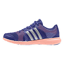 Buy Adidas Key Flex Women's Cross Trainers, Purple Online at johnlewis.com
