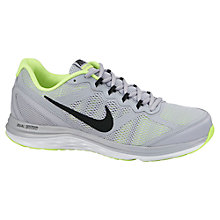 Buy Nike Dual Fusion 3 Men's Running Shoes, Grey Online at johnlewis.com