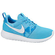 Buy Nike Women's Roshe Run Print Trainers Online at johnlewis.com