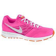 Buy Nike Air Relentless 4 Women's Running Shoes, Pink Online at johnlewis.com
