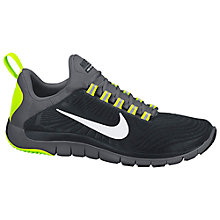 Buy Nike Free 5.0 Men's Training Shoes, Black/White Online at johnlewis.com
