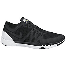 Buy Nike Free 3.0 V3 Men's Cross Trainers, Black Online at johnlewis.com
