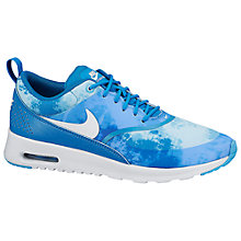 Buy Nike Air Max Thea Print Women's Cross Trainers Online at johnlewis.com