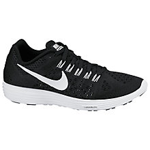 Buy Nike LunarTempo Women's Training Shoe, Black/White Online at johnlewis.com
