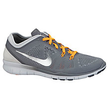 Buy Nike Free 5.0 Women's Running Shoes, Grey Online at johnlewis.com