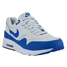 Buy Nike Air Max 1 Ultra Essentials Women's Trainers Online at johnlewis.com