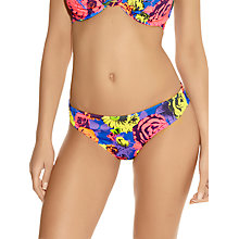 Buy Freya Floral Pop Briefs, Multi Online at johnlewis.com