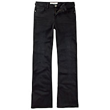Buy Fat Face Smithy Bootcut Overdye Jeans, Denim Online at johnlewis.com