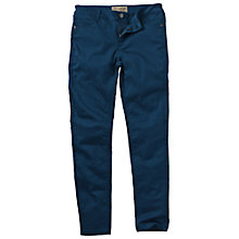 Buy Fat Face Jeggings, French Navy Online at johnlewis.com