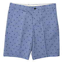 Buy Ben Sherman Umbrella Print Shorts, Washed Blue Online at johnlewis.com