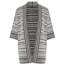 Buy Warehouse Mini Tribal Cardigan, Multi Online at johnlewis.com