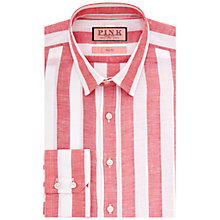 Buy Thomas Pink Sutherland Stripe Shirt Online at johnlewis.com