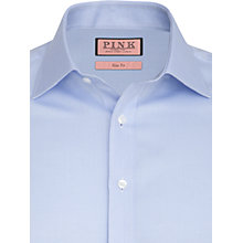 Buy Thomas Pink Keaton Plain Slim Fit Shirt Online at johnlewis.com