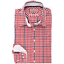 Buy Thomas Pink Calvaley Check Shirt Online at johnlewis.com