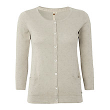 Buy White Stuff Samphire Cardigan, Natural Online at johnlewis.com