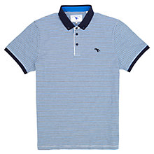 Buy Ted Baker Miketon Stripe Polo Shirt Online at johnlewis.com