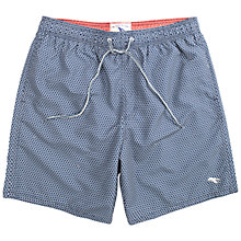 Buy Ted Baker Spraz Swim Shorts, Navy Online at johnlewis.com