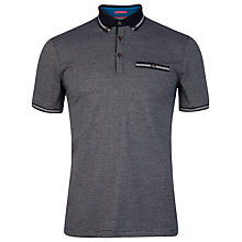 Buy Ted Baker Padyan Jacquard Polo Shirt Online at johnlewis.com