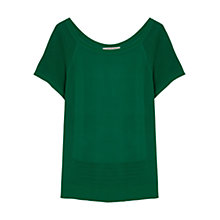 Buy Gerard Darel Andromede Short Sleeve Pullover Online at johnlewis.com