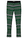 Gerard Darel Print Trousers, Green