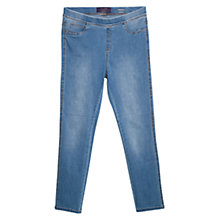 Buy Violeta by Mango Medium Wash Jeggings, Medium Blue Online at johnlewis.com