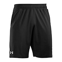"Buy Under Armour Reflex 10"" Shorts, Black Online at johnlewis.com"