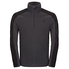 Buy The North Face Glacier Delta Half Zip Fleece Online at johnlewis.com