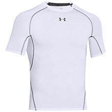 Buy Under Armour Heat Gear T-Shirt Online at johnlewis.com